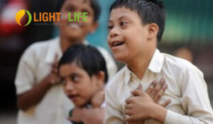 2017: Educational support to mentally challenged children