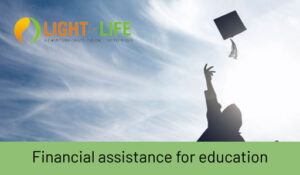 Financial assistance for education at Neeleeswaram