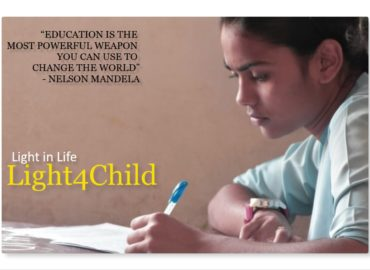 Light4Child: Education in North East India