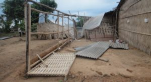 2015: Construction of a school building in Meghalaya State