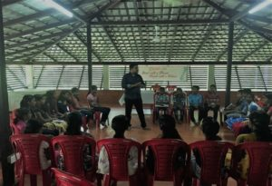 2018: Financial Support for Personality Development Program